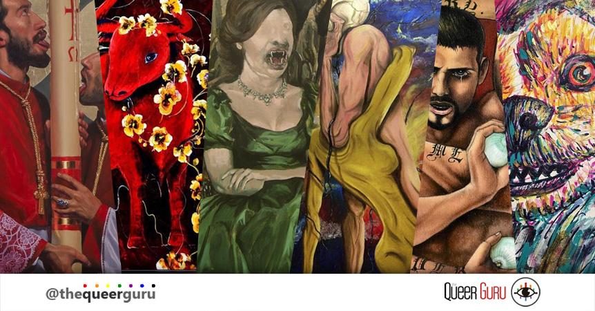 6 Pintores #LGBT que debes conocer, #gayArt
