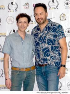 ¡Grandes invitados en el International Queer Film Festival Playa del Carmen 2018!