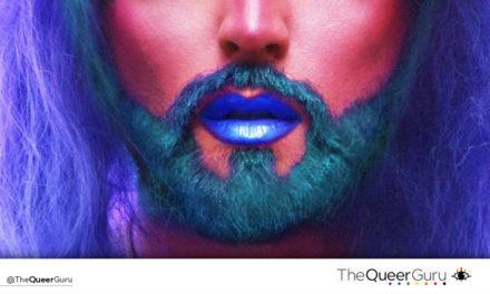 Erotic Gay Tales | Azul casi violento