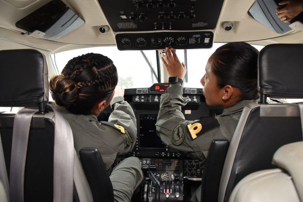 SEMAR estrena tripulación 100% femenina