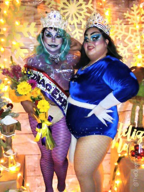 TheQueerGuru.Com | Drag Experience Christmas Queen