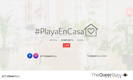 #PlayaEnCasa, contenidos digitales en vivo y colaboración